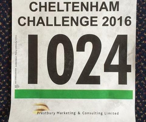 Cheltenham Challenge Bib