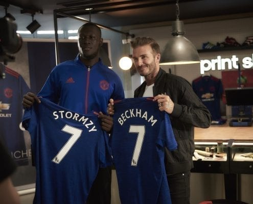 Adidas compares TV advertising to the fax
