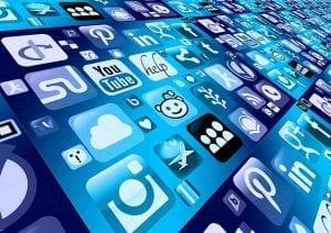 Social Media montage